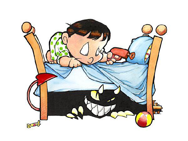 Γιατί τα παιδιά δε θέλουν να πάνε για ύπνο
