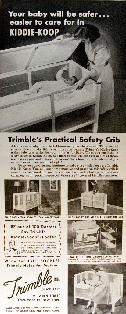 vintage διαφημίσεις για παιδιά