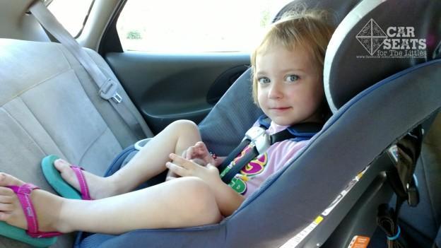 Μύθοι για το ανάποδο κάθισμα του αυτοκινήτου
