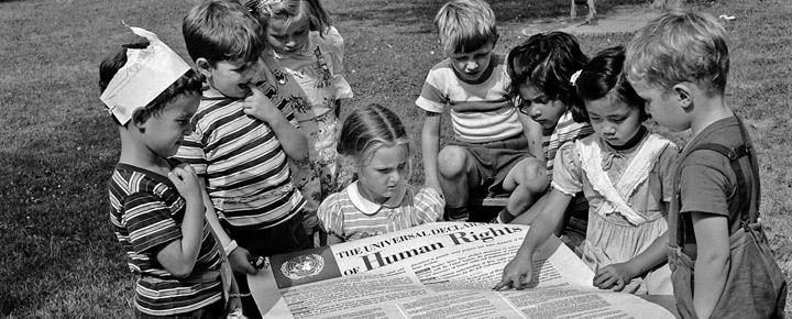 Τι είναι τα ανθρώπινα δικαιώματα;
