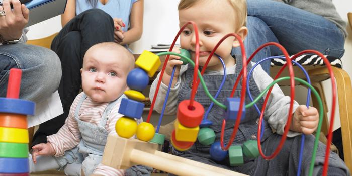 Μικρόβια στο παιδίατρο