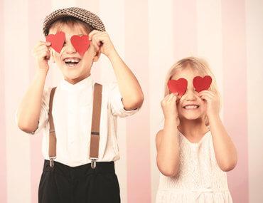 Αγίου Βαλεντίνου με τα παιδιά: 5 πράγματα που μπορείτε να κάνετε