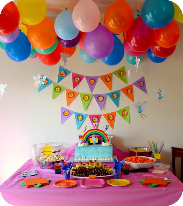 Ιδέες και θέματα για το πρώτο πάρτι του μωρού