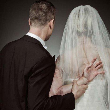 Η σοκαριστική αλήθεια πίσω από μια όμορφη φωτογραφία γάμου