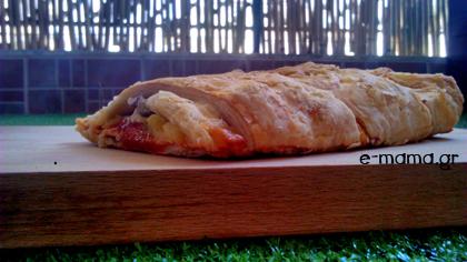 πίτσα σφολιάτα 2