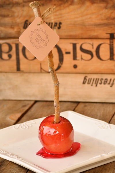 καραμελωμένα μήλα 13 e-mama
