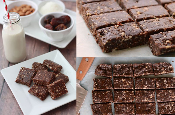 healthy chocolate bars
