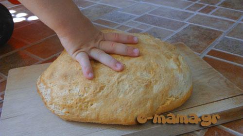 συνταγή για ψωμί 2