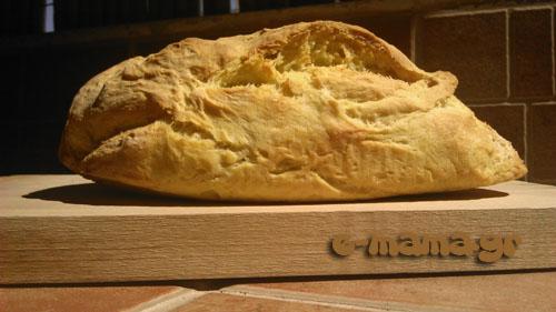 συνταγή για ψωμί 3
