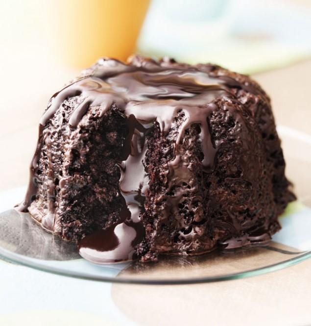 σοκολατένιο κέικ σε λίγα λεπτά