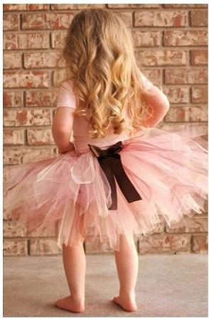 2c6ca5b2fd4 Φτιάξτε πανεύκολα φούστα tutu χωρίς ραφές - e-mama.gr