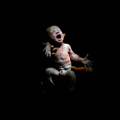 Δευτερόλεπτα μετά τη γέννηση- Έτσι μοιάζουμε στην πραγματικότητα 4