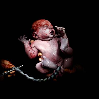 Δευτερόλεπτα μετά τη γέννηση- Έτσι μοιάζουμε στην πραγματικότητα 6