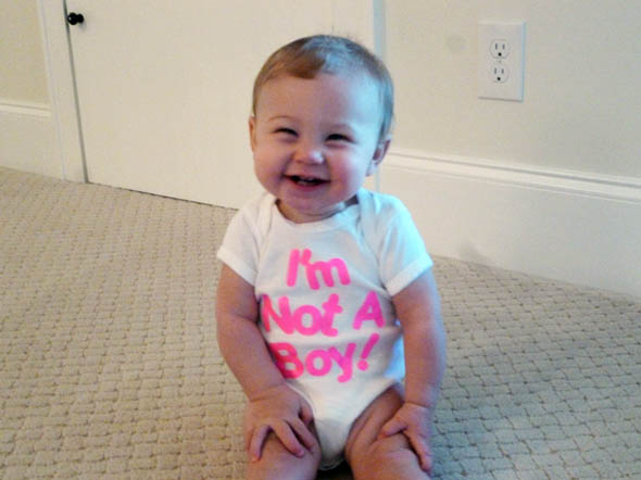its not a boy