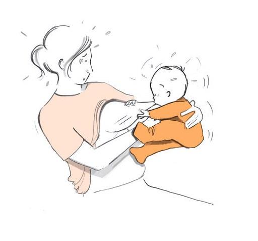 Ο πρώτος χρόνος της νέας μαμάς 7