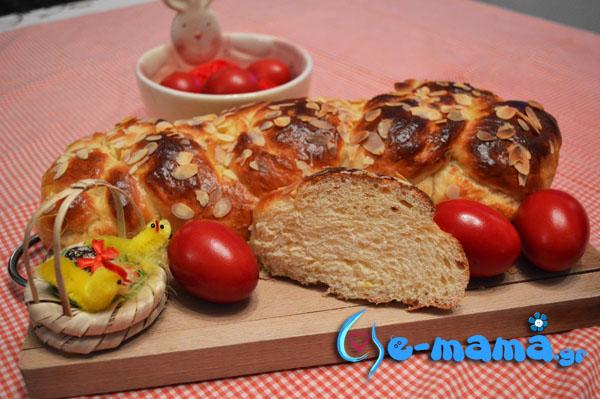 Το πιο αφράτο – κορδονάτο τσουρέκι, που μένει φρέσκο για μέρες!