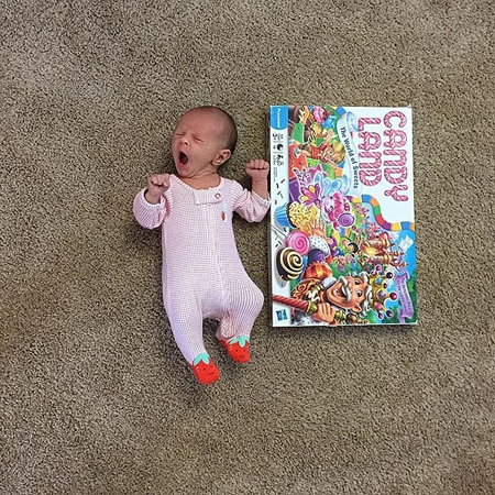 Baby-vs-Candy-Land