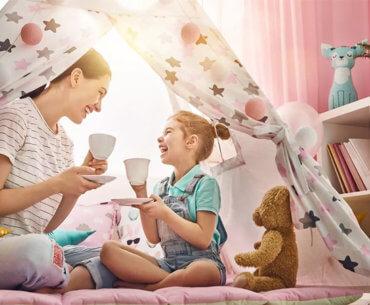 Τα παιδιά εύχονται να έπαιζαν περισσότερο μαζί τους οι γονείς