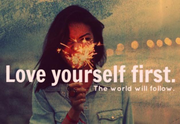 Σήμερα διάλεξα να αγαπήσω τον εαυτό μου