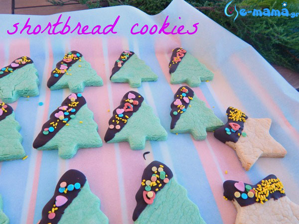 Shortbread biscuits από τον Jamie Oliver