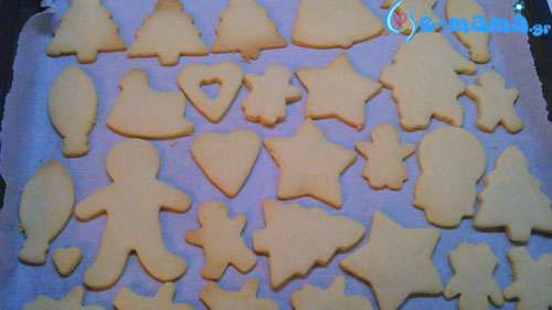 Shortbread biscuits από τον Jamie Oliver