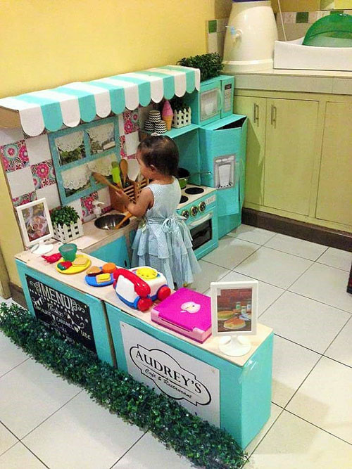 DIY-Cardboard-Play-Kitchen-Kids (7)