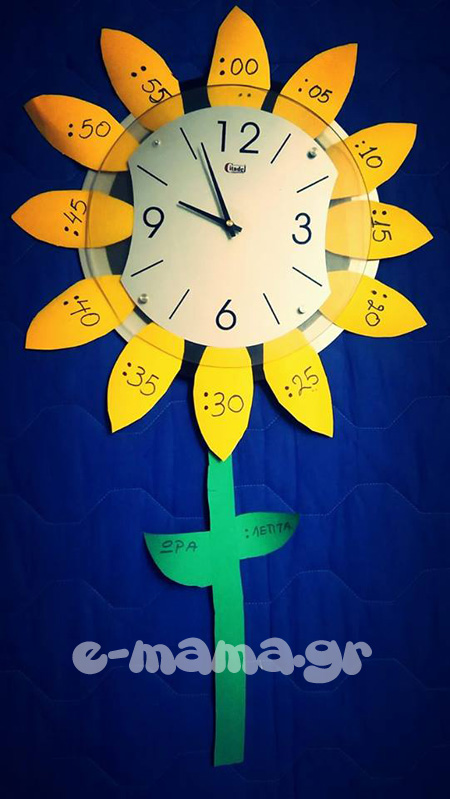 Teach Kids to Tell Time