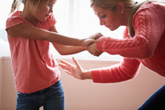 spanking your child is harmful studies shows