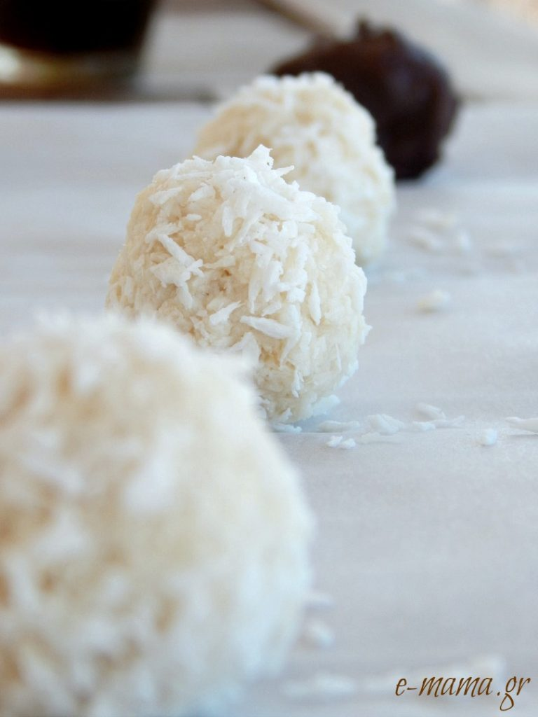 snowballs coconut