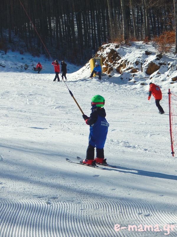 Παιδικό σκι: τα 10 οφέλη για την ανάπτυξη