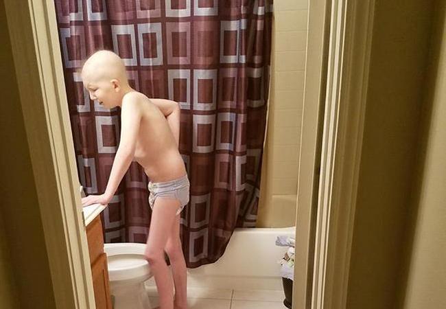 Η πραγματικότητα του παιδικού καρκίνου