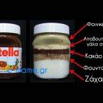 Θα εκπλαγείτε με το τι περιέχει πραγματικά μια Nutella