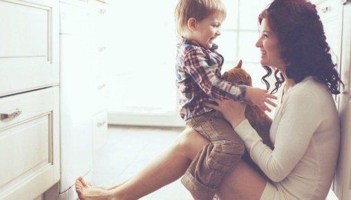 Στις μαμάδες που έχουν αγόρια