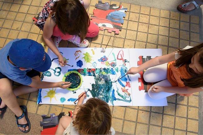 Summer Camp στην Τεχνόπολη του Δήμου Αθηναίων