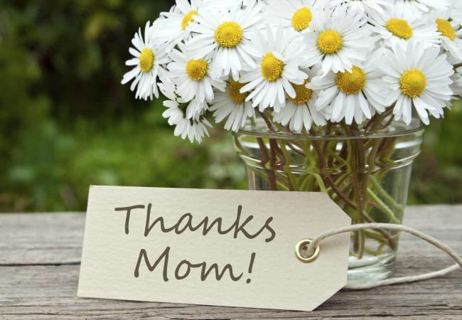 Σ' ευχαριστώ μαμά για όλα όσα δεν μπόρεσες