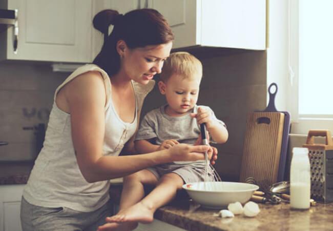 Το φαγητό της μαμάς - κάτι πολύ παραπάνω από φαγητό