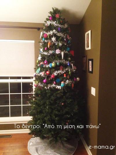 Προτάσεις Χριστουγεννιάτικων δέντρων όταν έχεις παδιά 1