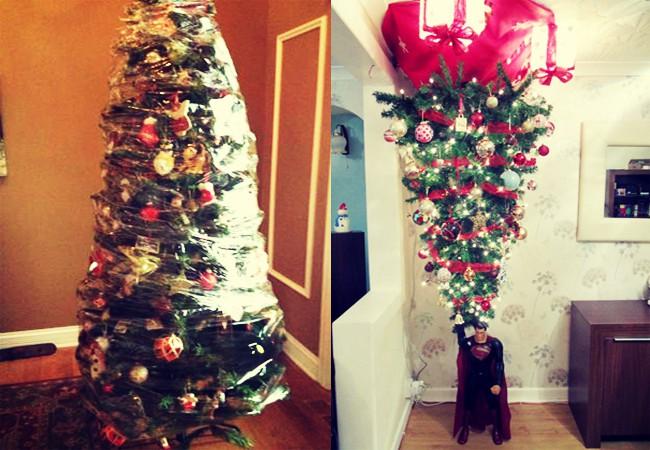 Προτάσεις Χριστουγεννιάτικων δέντρων όταν έχεις παιδιά
