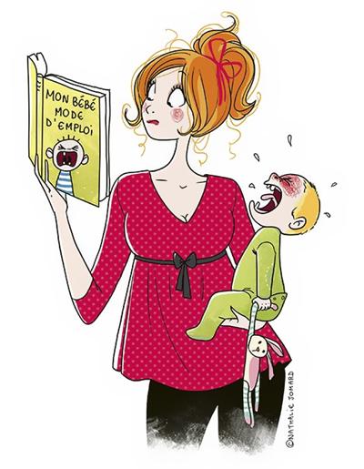 Πως είναι να έχεις παιδιά σε 20 ρεαλιστικά σκίτσα 20