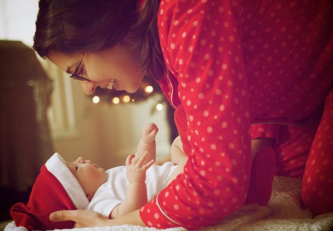 Το γράμμα της μαμάς στη γυναίκα του Άγιου Βασίλη