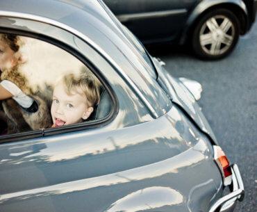 Αγαπητέ γονιέ που πηγαίνεις το παιδί στο σχολείο με το αμάξι