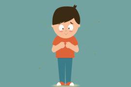 Το παιδί μου δεν είναι αντικοινωνικό. Είναι ντροπαλό.