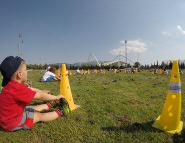 Στίβος για παιδιά: όταν ο αθλητισμός συναντάει μια πρωτοποριακή ιδέα