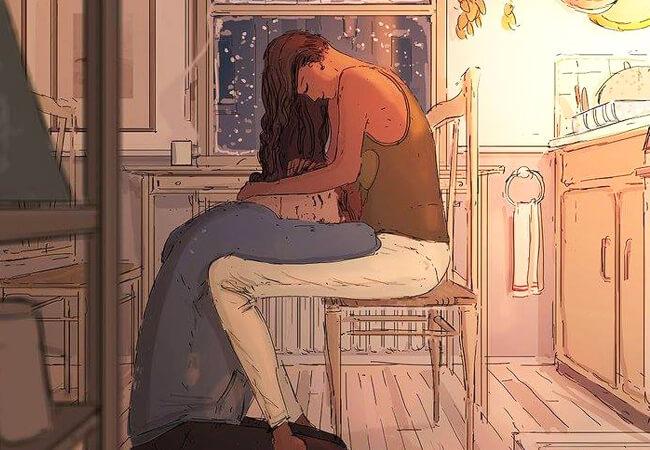 Αγαπημένη μου σύζυγε, θέλω πίσω το κορίτσι που παντρεύτηκα