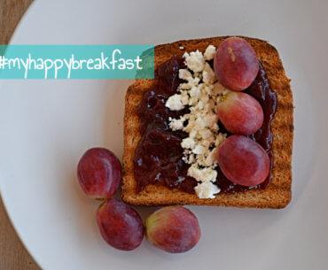 #myhappybreakfast το δικό μας χαρούμενο πρωινό
