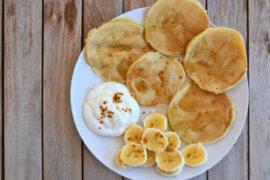 Συνταγή για τηγανίτες με βανίλια έτοιμες σε 10 λεπτά