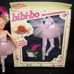 Bibi-bo- Η πιο γλυκιά του κόσμου! Η κούκλα των παιδικών μας χρόνων