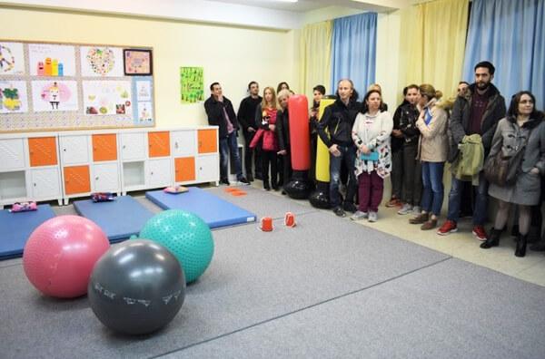 Το πρώτο ελληνικό δημόσιο σχολείο με αίθουσα… ηρεμίας – ησυχίας