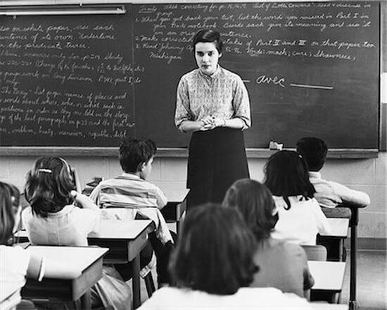 Η ιστορία της δασκάλας που δε συμπαθούσε το μαθητή της