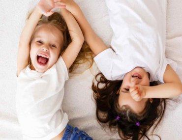 Το να έχεις αδερφή σε κάνει καλύτερο άνθρωπο